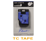 P-Touch Label TC Tape