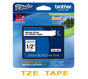 P-Touch Label TZ Tape